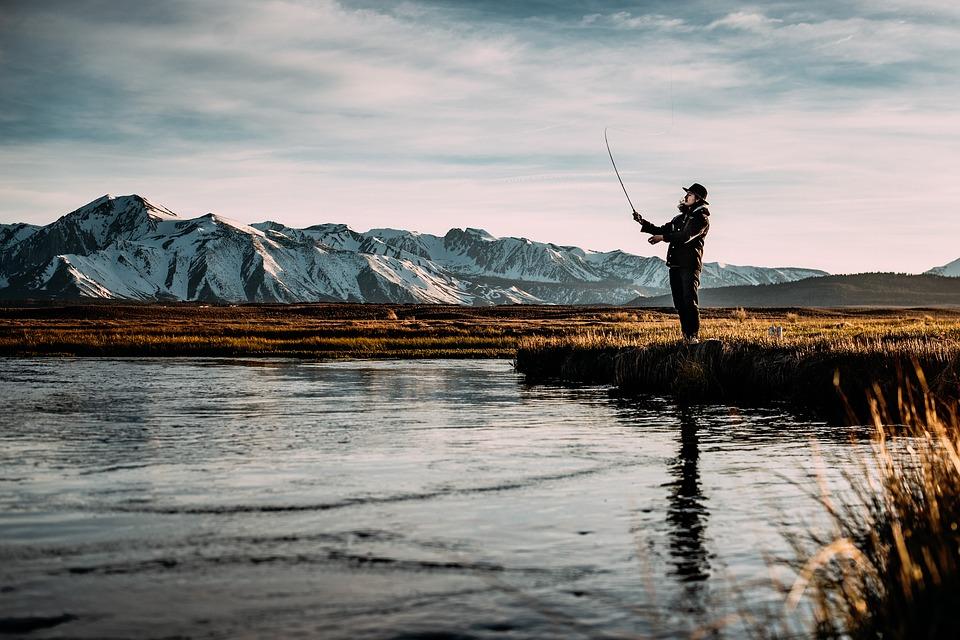 Jobba som fiskeguide